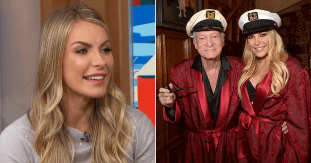 Hugh Hefners Wife Crystal Harris Says Sex Was Not An Important Aspect Of Their Marriage