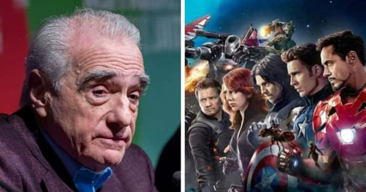 ¡Guerra civil!  Martin Scorsese puede haber retrocedido en comentarios anti-Marvel, pero la brecha entre la vieja guardia y los superhéroes se amplía