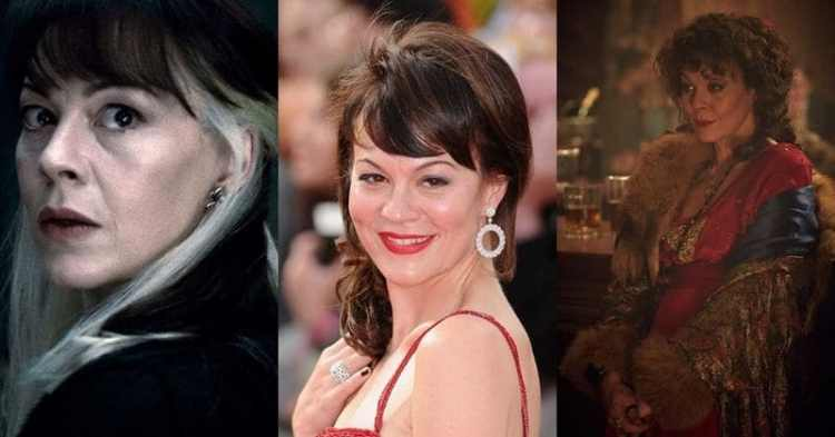 Helen McCrory's journey from playing a protective mother in 'Harry Potter' to gang matriarch in 'Peaky Blinders' has been phenomenal