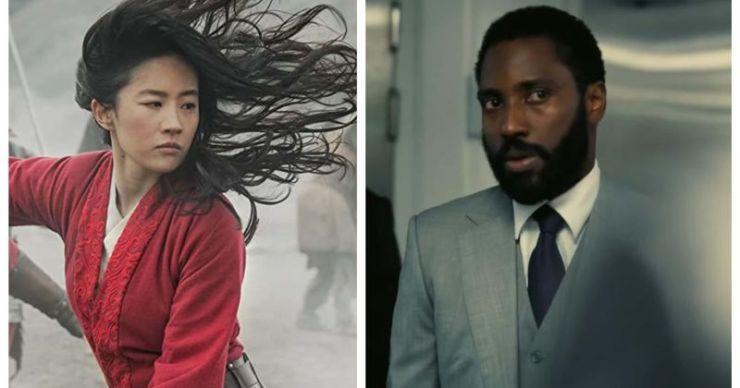 ¿Debería posponerse la liberación de 'Mulan' para evitar el enfrentamiento de 'Tenet'?  Los fanáticos dicen retrasarlo, no competir con Christopher Nolan