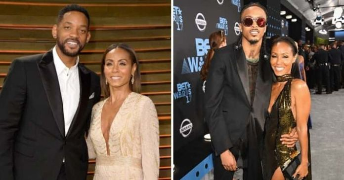 August Alsina says Will Smith gave his 'blessing' for affair with Jada Pinkett, fans send 'threesome applications'