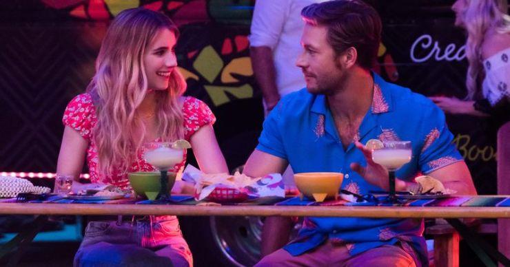 Netflix's Holidate: conoce a Emma Roberts, Luke Bracey, Andrew Bachelor y el resto del elenco de la comedia romántica