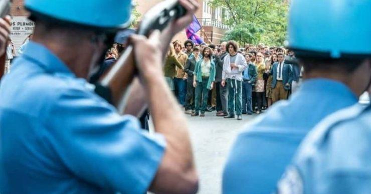 'El juicio de los 7 de Chicago': ¿nada ha cambiado desde 1968?  Los fanáticos dicen que las películas muestran 'tantos paralelismos con 2020'