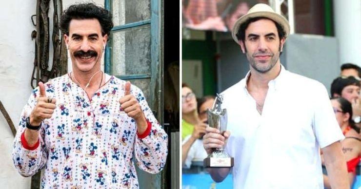 ¿Quién es Borat en el