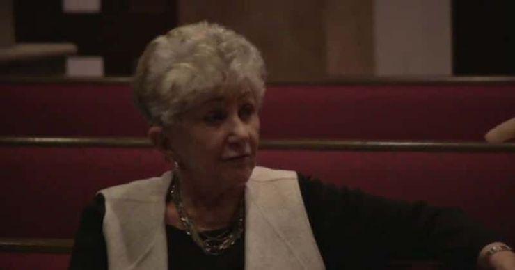 'Borat Subseqent Moviefilm': ¿Qué está haciendo la sobreviviente del Holocausto Judith Dim Evans en el falso documental?