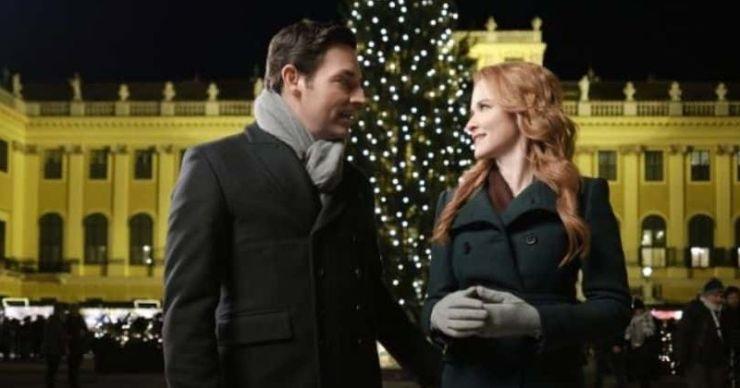 'Navidad en Viena': Conoce a Sarah Drew, Brennan Elliott y el resto del elenco del musical navideño de Hallmark