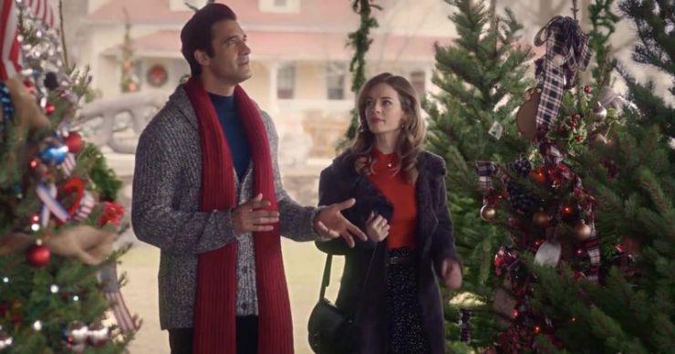 'A Taste of Christmas': conoce a Anni Krueger, Gilles Marini y al resto del elenco de la película Lifetime Christmas