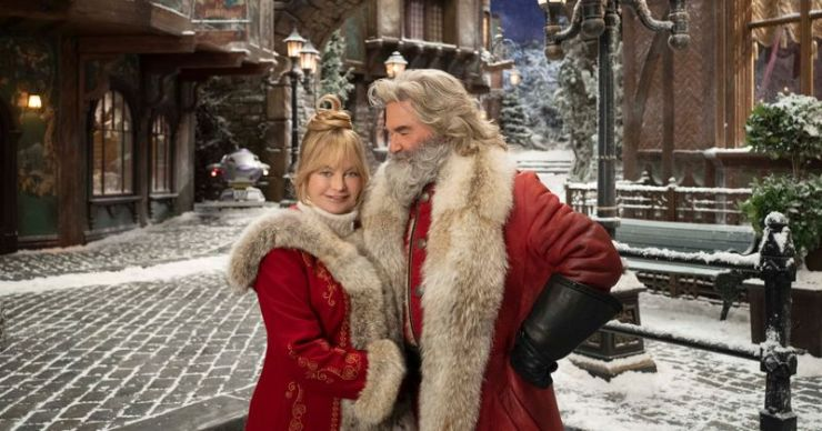 Revisión de 'The Christmas Chronicles: Part 2': Kurt Russell y Goldie Hawn no son rival para su química fuera de la pantalla