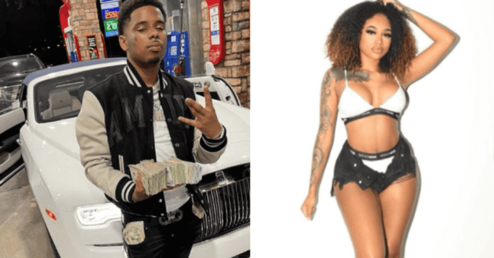 What's the beef between Pooh Shiesty and Jania Meshell? NBA YoungBoy's ex  blasts rapper over getting in his DM   MEAWW