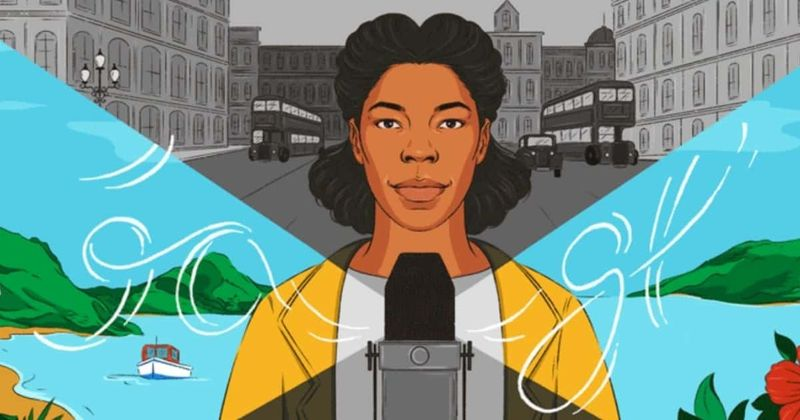 Una Maud Marson: Google Doodle honra a la poeta feminista jamaicana que ganó contra el racismo