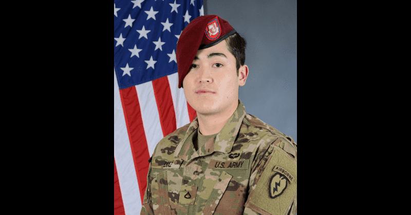¿Quién era Brandon Diaz?  Soldado de 20 años encontrado muerto en la base de Alaska, el ejército investiga la muerte