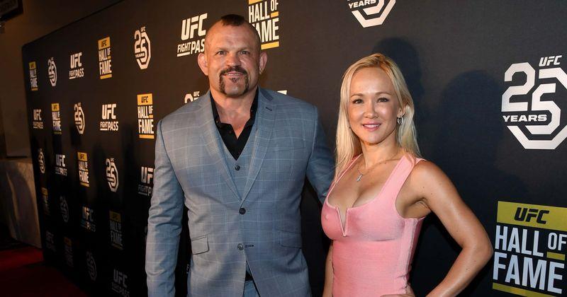 ¿Quién es la esposa de Chuck Liddell?  Ex campeón de MMA y UFC arrestado por agresión doméstica