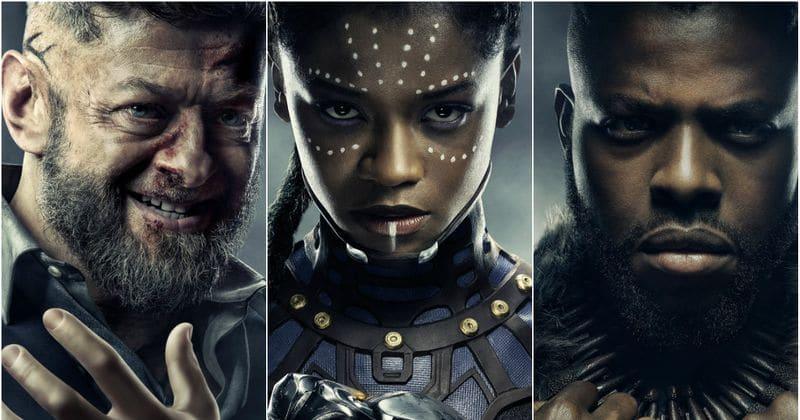 Black Panther: escenas memorables de la película que querrás revivir en los próximos meses