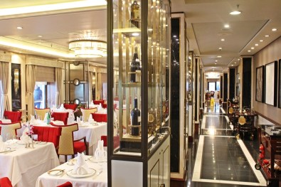 Queen Mary 2 Kurzkreuzfahrt_1_Gallerie_Restaurant