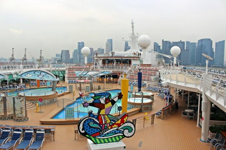 Mariner of the Seas Royal Caribbean Asien Kreuzfahrt (14)