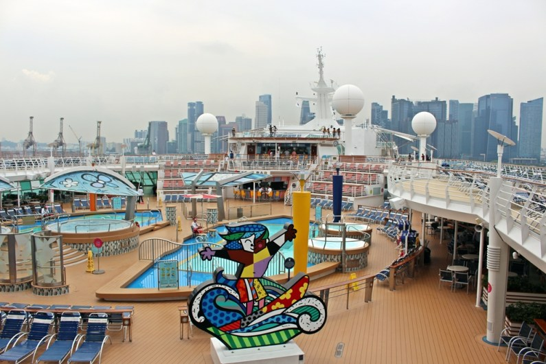 Mariner of the Seas Royal Caribbean Asien Kreuzfahrt (14)