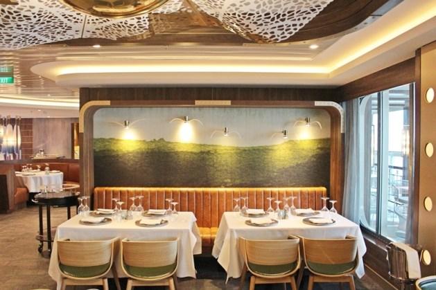 Ocean´s Blue Restaurant