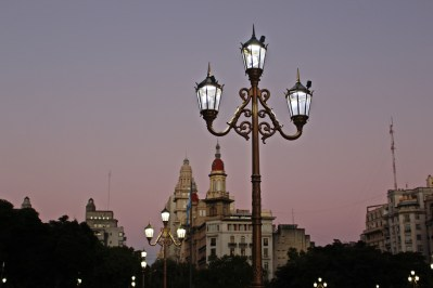Abendstimmung in Buenos Aires_MS Sirena von Oceania Cruises (6)