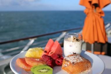 Klasse Frühstück an Bord der MS Sirena von Oceania Cruises (11)