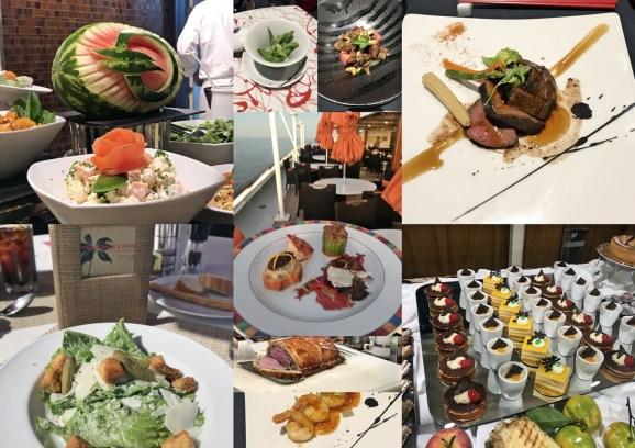 Kulinarisches an Bord der Sirena von Oceania Cruises (1)