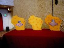 Three Cheeseheads
