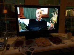 Lou Gentine On Screen
