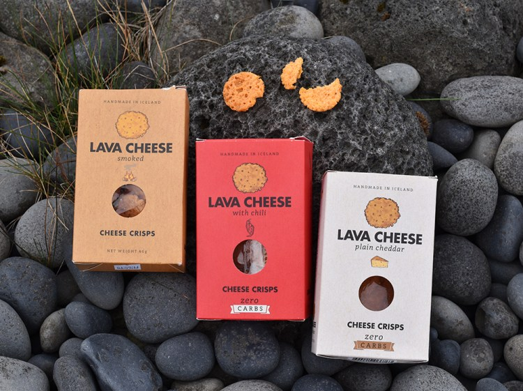 Lava Cheese family