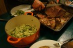 Roasted Mutton and Kohlrabi Gemüse