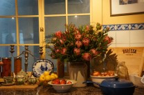 the kitchen of TV cook Maggie Beer