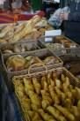 Sunday's farmers market in Albany