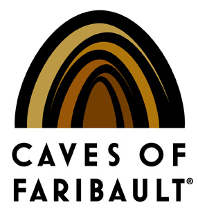 caves of faribault logo