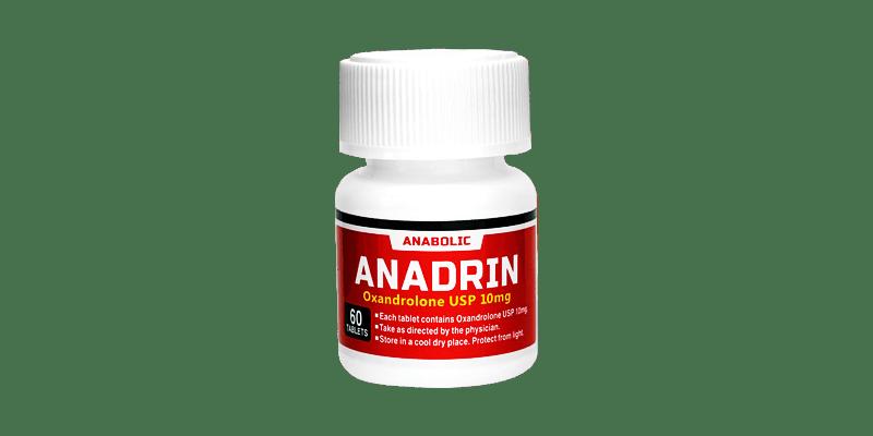アナドリン|筋肉の効果と飲み方!通販価格比較情報