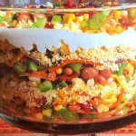 Definitely my husband's favorite salad! If we have to take a covered dish to a gathering, he ALWAYS wants me to make this Delta Cornbread Salad, which I do!