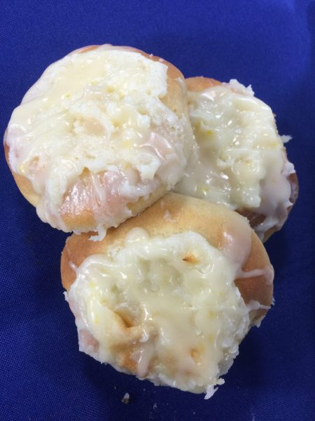 Orange-Scented Cream Cheese Kolaches