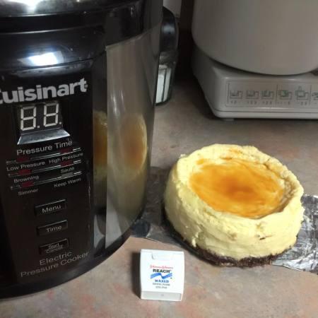PC Cheesecake