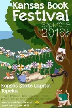Book Festival Poster