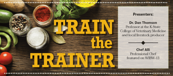 Train the Trainer: Food Science Workshop