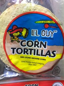Li'l Guy Tortilla Packs a BIG Taste!   Chef Alli's Farm Fresh Kitchen
