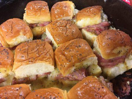 Game Day Sliders | Chef Alli's Farm Fresh Kitchen