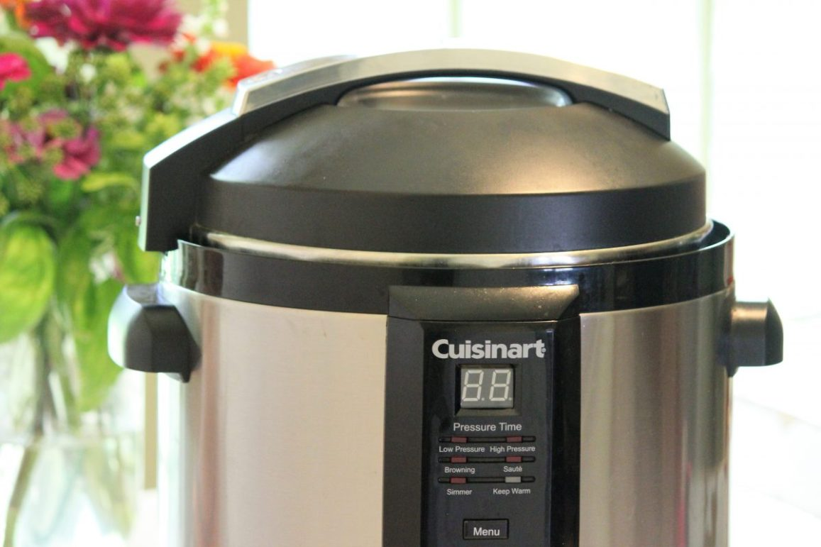 Why do I need an electric pressure cooker? Let me tell you!