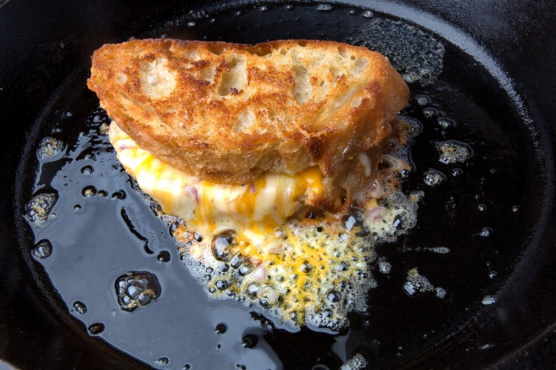 Beefy Grilled Cheese | Chef Alli's Farm Fresh Kitchen