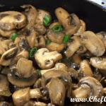 Terragon Mushrooms | Chef Alli's Farm Fresh Kitchen