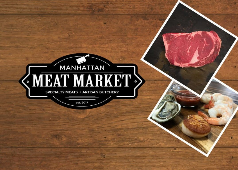 Manhattan Meat Market LIVE | Chef Alli's Farm Fresh Kitchen