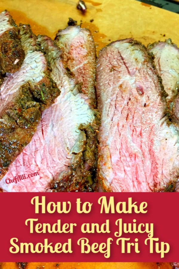 Make beef tri tip that's tender and juicy every time.