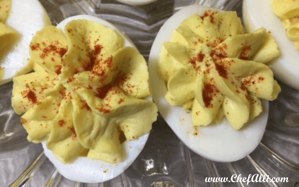 Electric Pressure Cooker Hard-Boiled Eggs