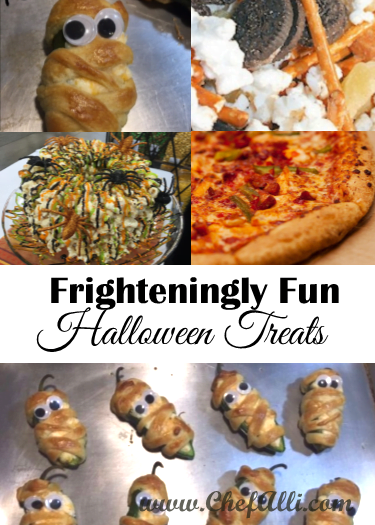 Frighteningly Fun Halloween Treats