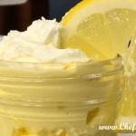 Lemon Chiffon Dessert Jars