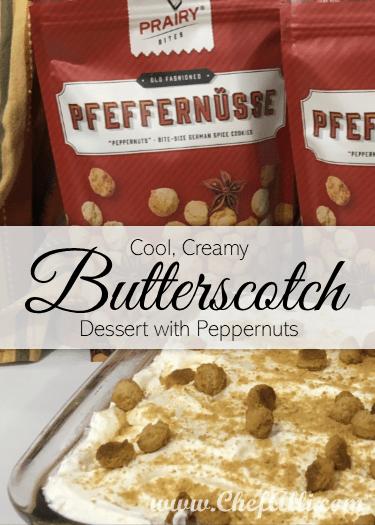 Butterscotch Lush Dessert