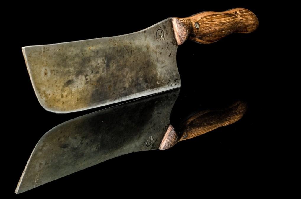Chef & Knife koolstofstaal mes