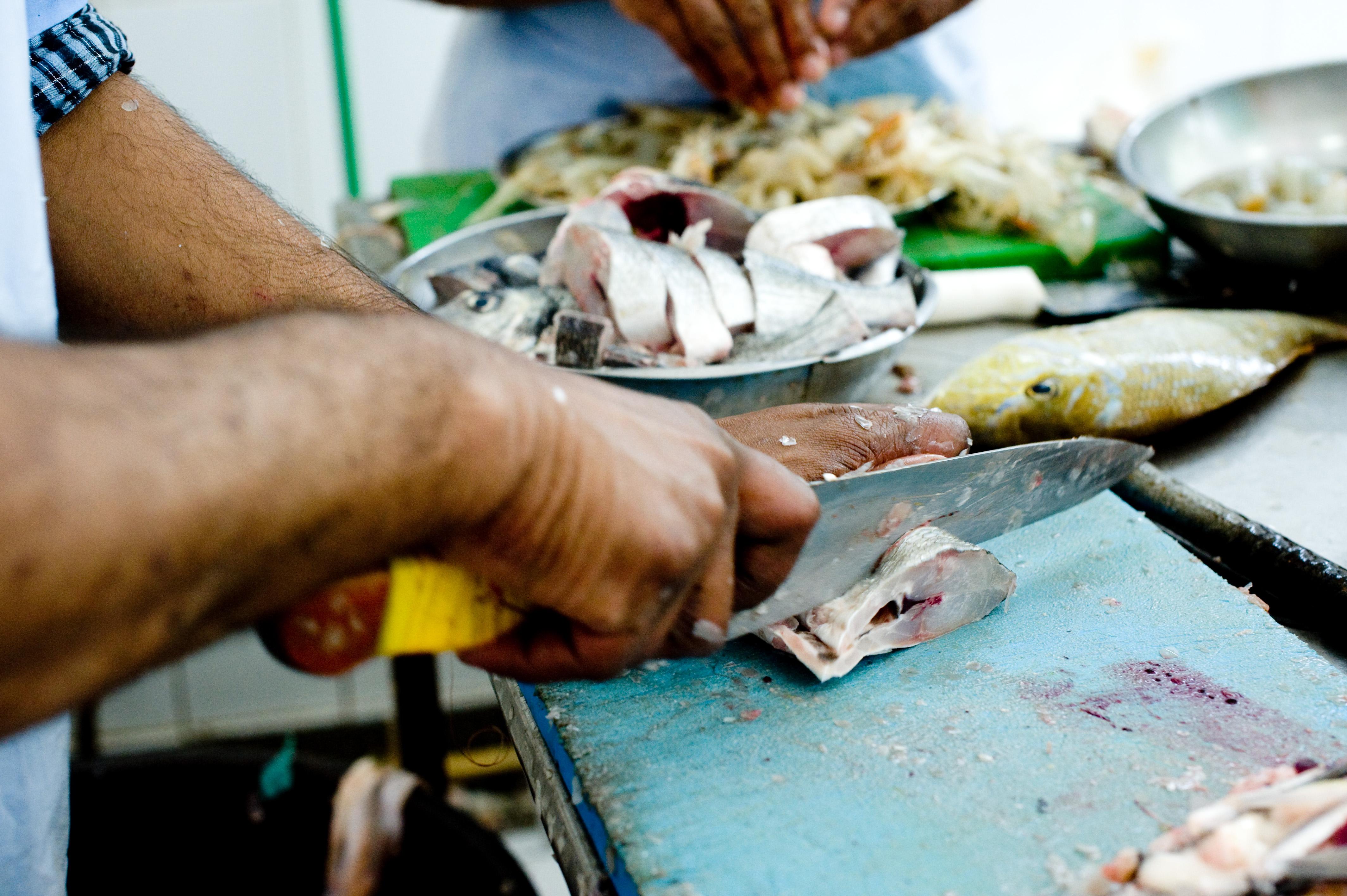 To market, to market to buy a fresh fish- (Karama, Dubai